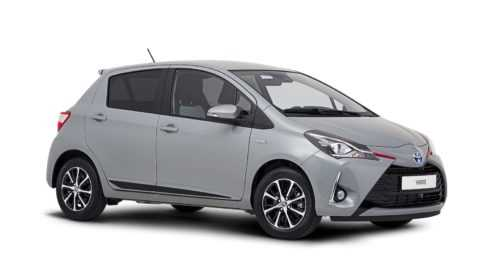 Toyota Yaris Design Sport 2018