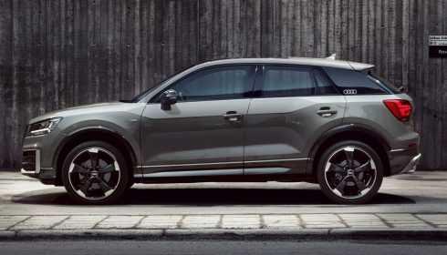 Audi Q2 Edition 1 2018