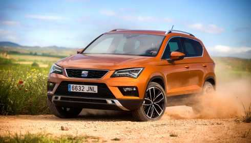 Seat Ateca Business Intense 2018