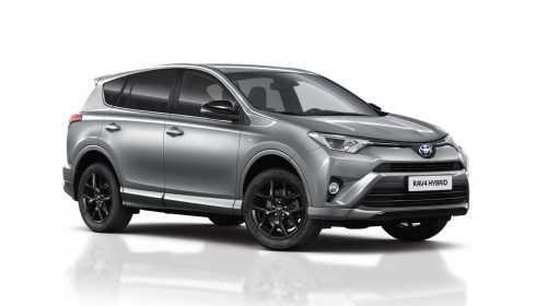 Toyota RAV4 Black Edition 2018