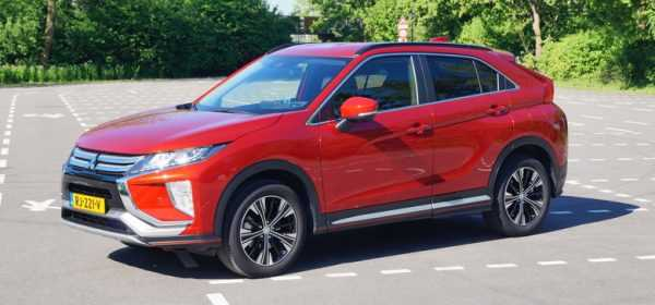 Eclipse Cross First Edition