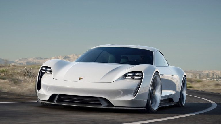 Porsche Taycan specificaties
