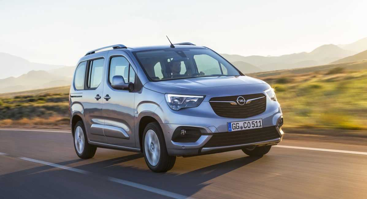 Opel Combo Tour 2018