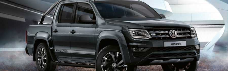 Amarok Dark Label 2018
