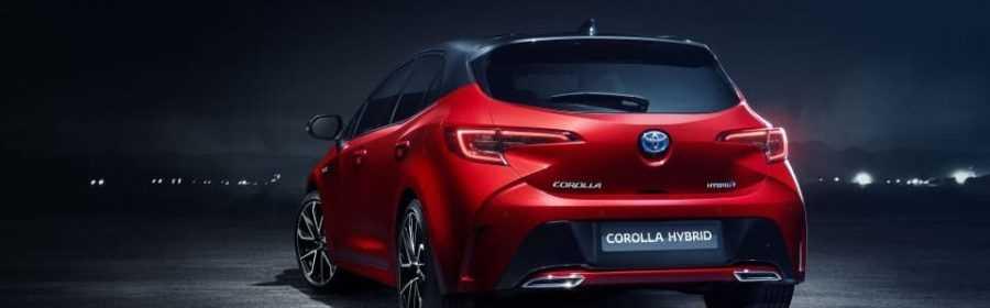 Toyota Corolla Auris