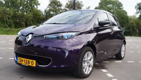Renault ZOE R110 LIMITED