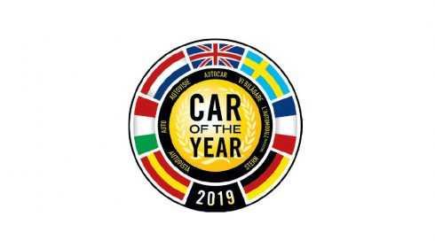 auto van het jaar 2019