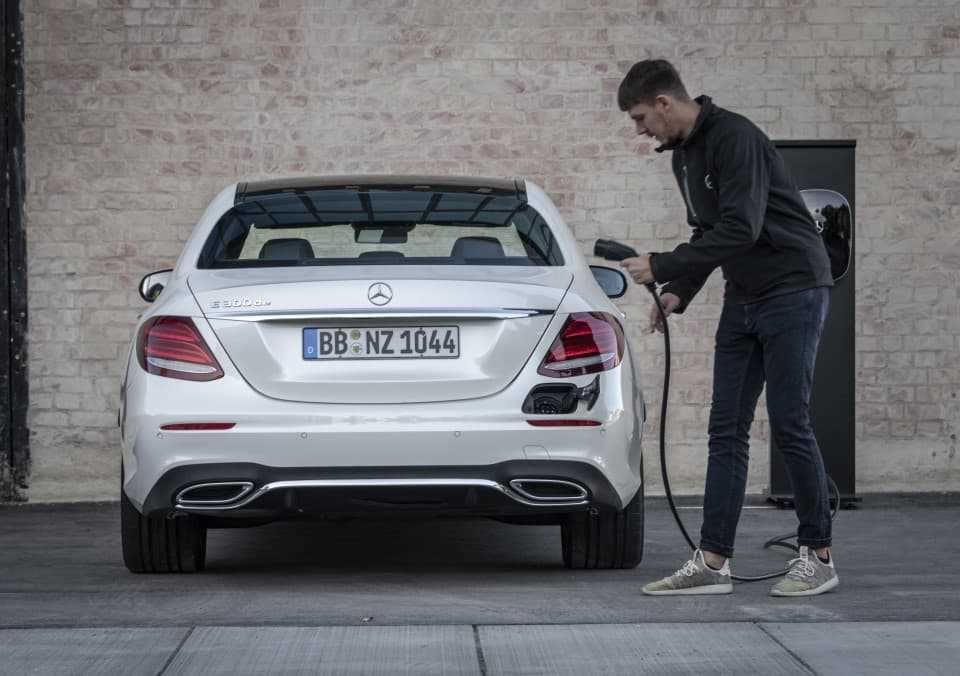 Mercedes-Benz E300 Plug-In diesel