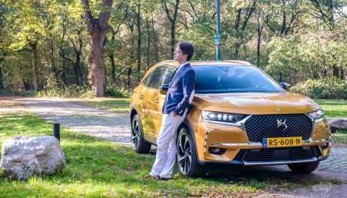 DS7 Crossback rijtest