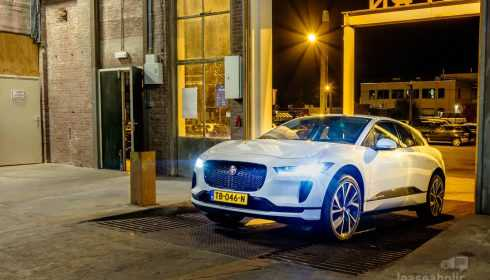 Jaguar I-Pace rijtest