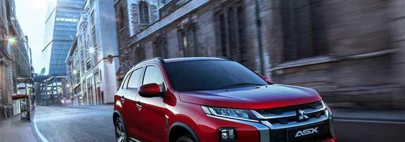 nieuwe Mitsubishi ASX