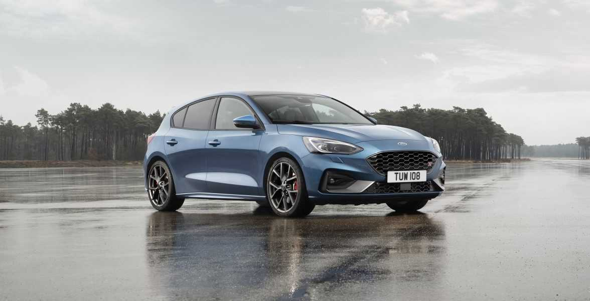 nieuwe Ford Focus ST