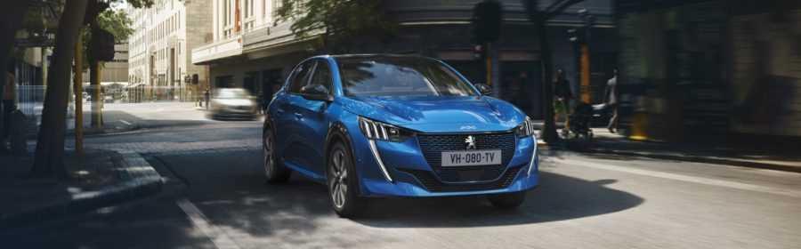 Peugeot 208 EV