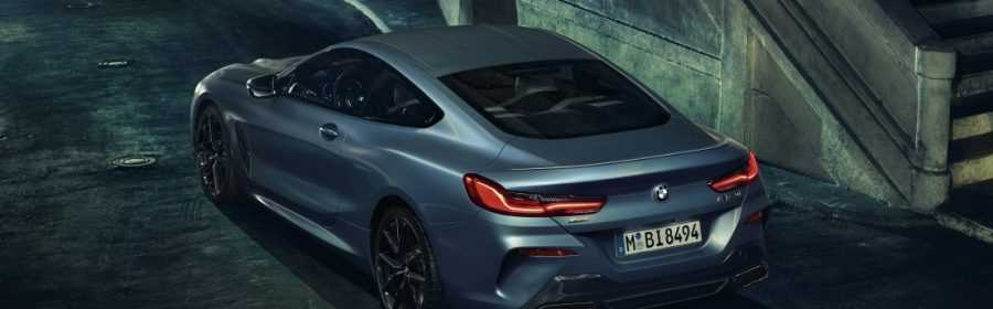 BMW M850i First Edition