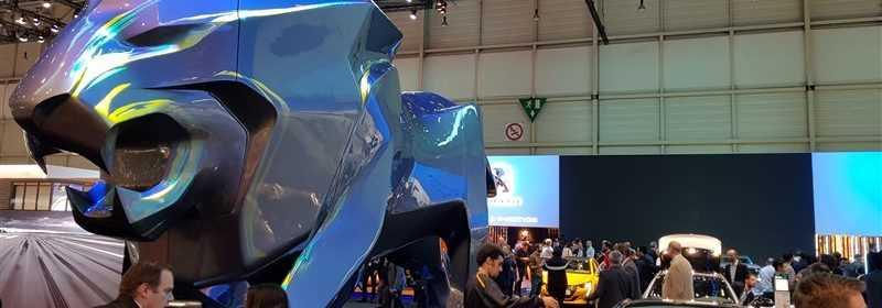 foto's Geneve Motorshow
