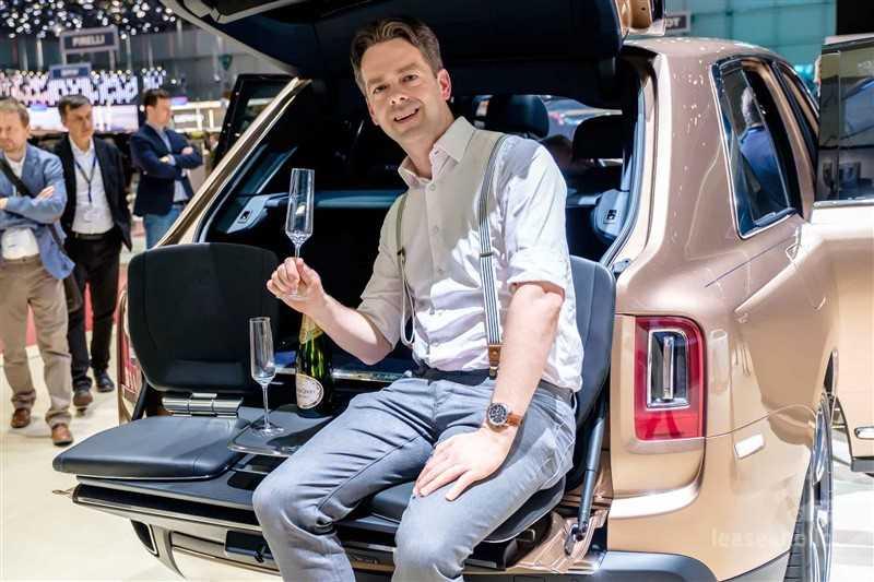 Geneve Motorshow 2019 autojournalist