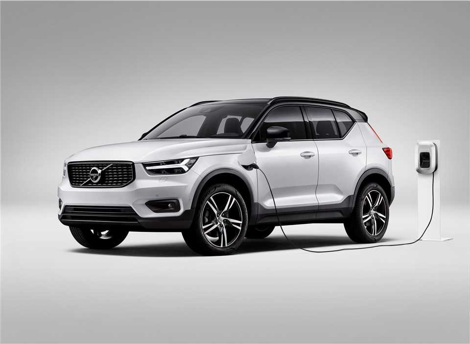 Volvo XC40 Plug In
