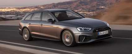 nieuwe Audi A4