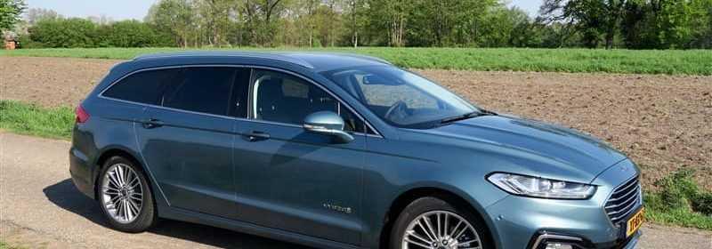 rijtest Ford Mondeo Hybride Wagon