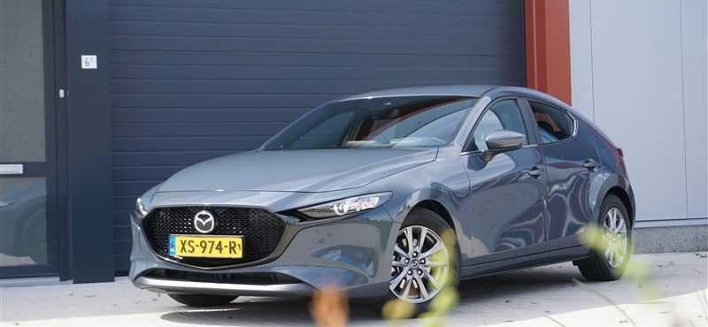 Mazda3 rijtest