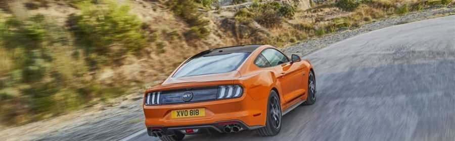 Ford Mustang55 2019 (4)