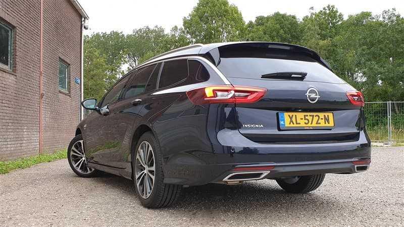 Rijtest Opel Insignia Sports Tourer