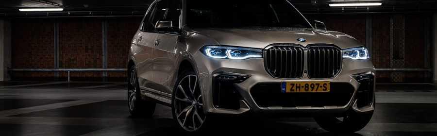 BMW X7 M50d rijtest (1)