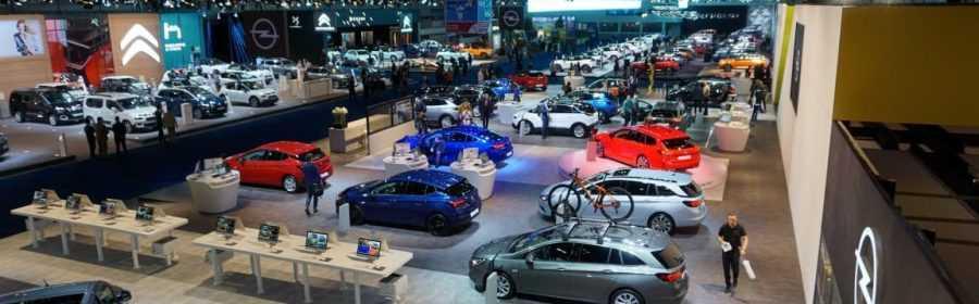 Autosalon Brussel 2020