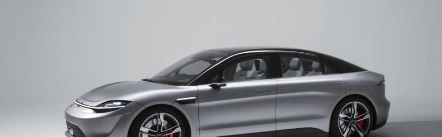 Sony Vision-S Sony auto