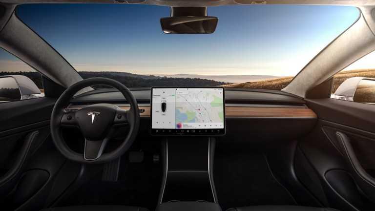 Tesla route