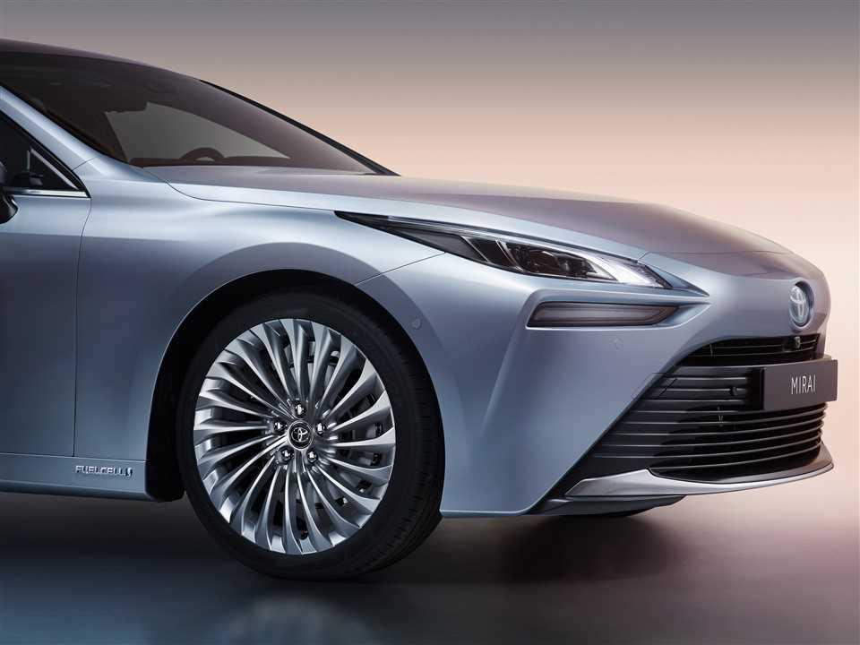 Toyota Mirai waterstof tweede generatie (8)