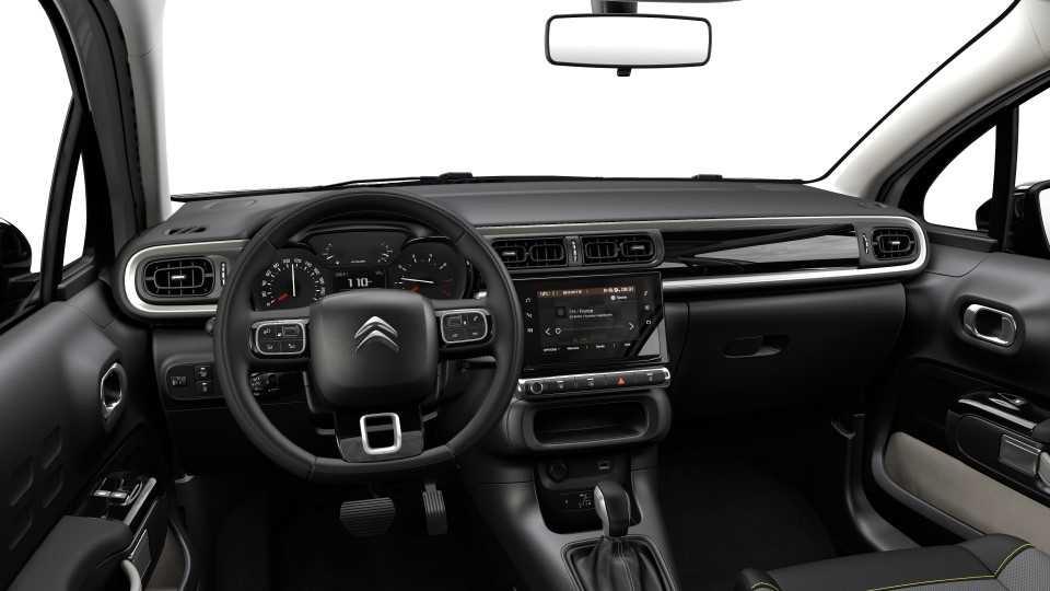 Vernieuwde Citroën C3