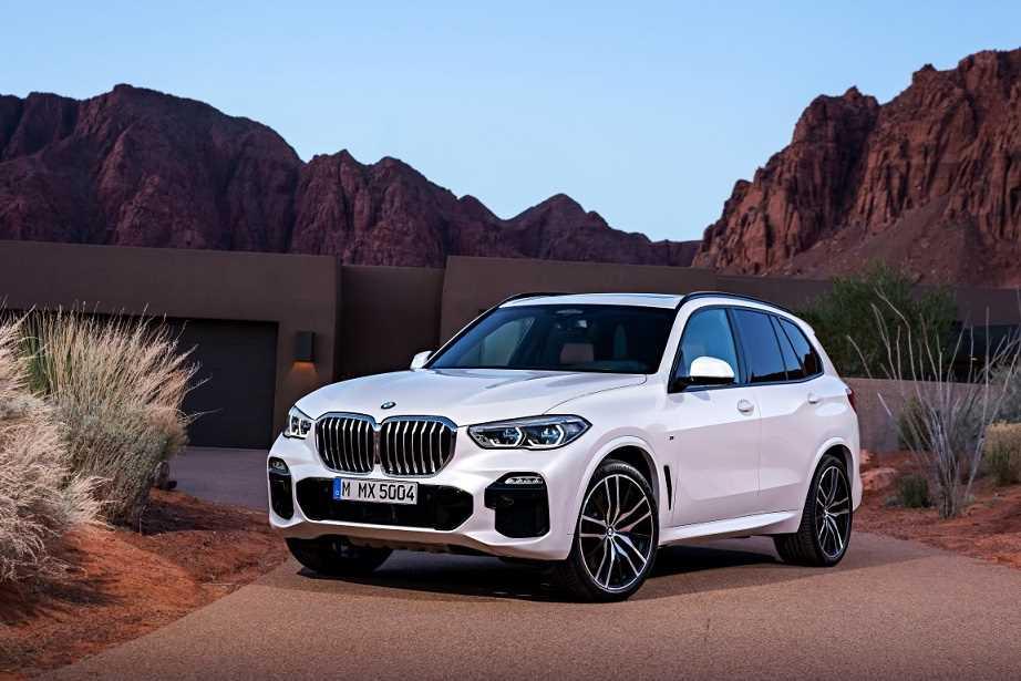 BMW X5 xDrive40d 2020