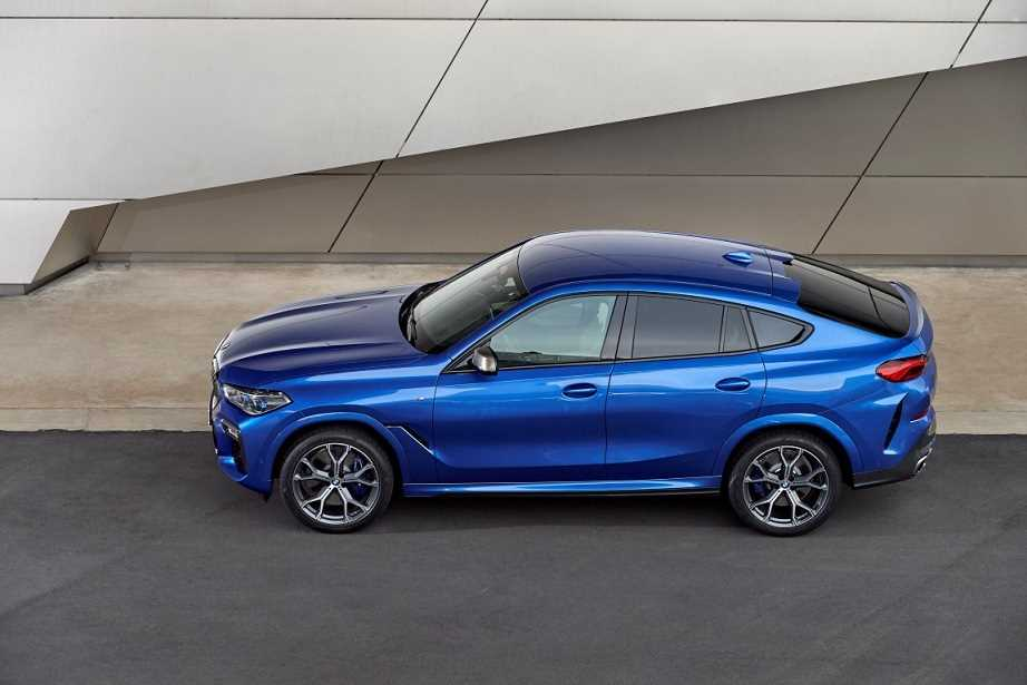 BMW X6 xDrive40d 2020