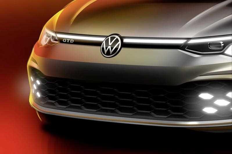 Volkswagen Golf GTD Geneve 2020