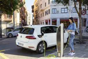 Volkswagen e-Golf 4% bijtelling
