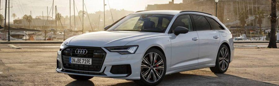 Audi A6 Avant 55 TFSI e quattro 2020
