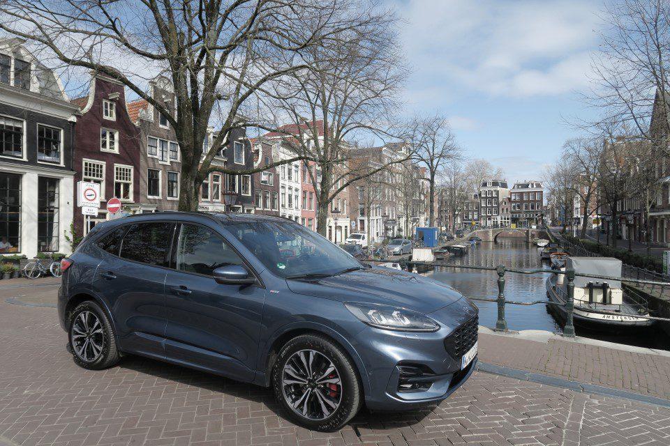 Rijtest Amsterdam tijdens Corona-crisis