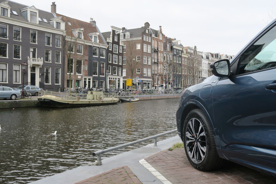 Amsterdam tijdens Corona-crisis