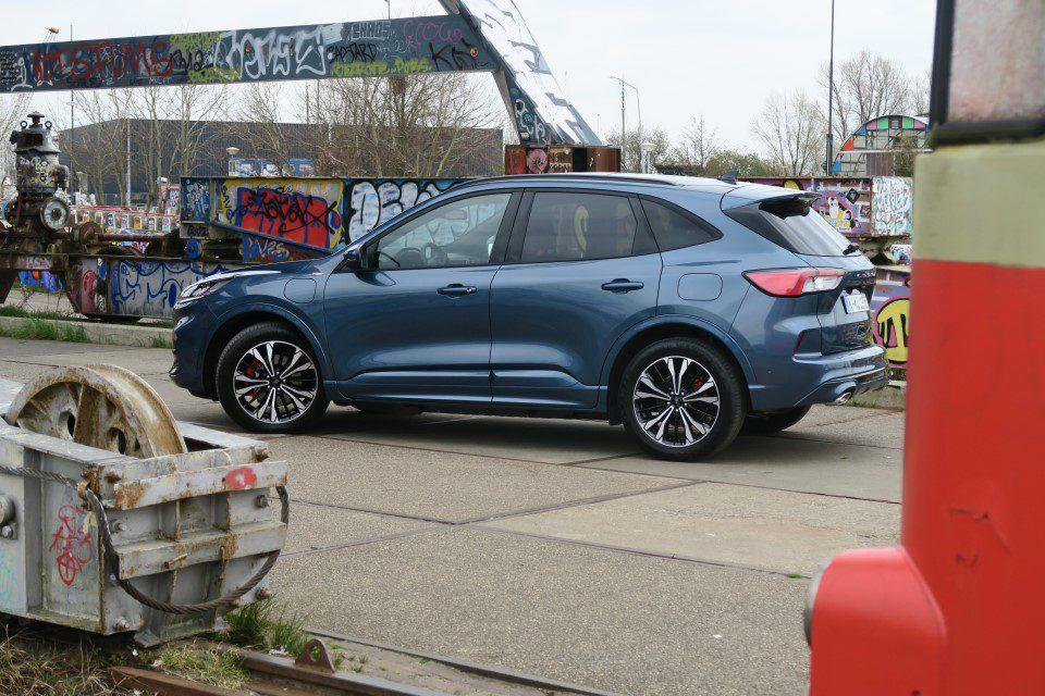 Ford Kuga Plug-In Hybride