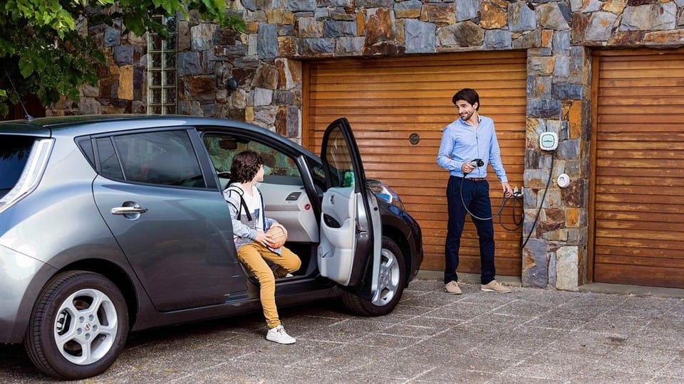 laadpaal thuis elektrische auto