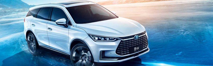 BYD Tang EV 600D 2020