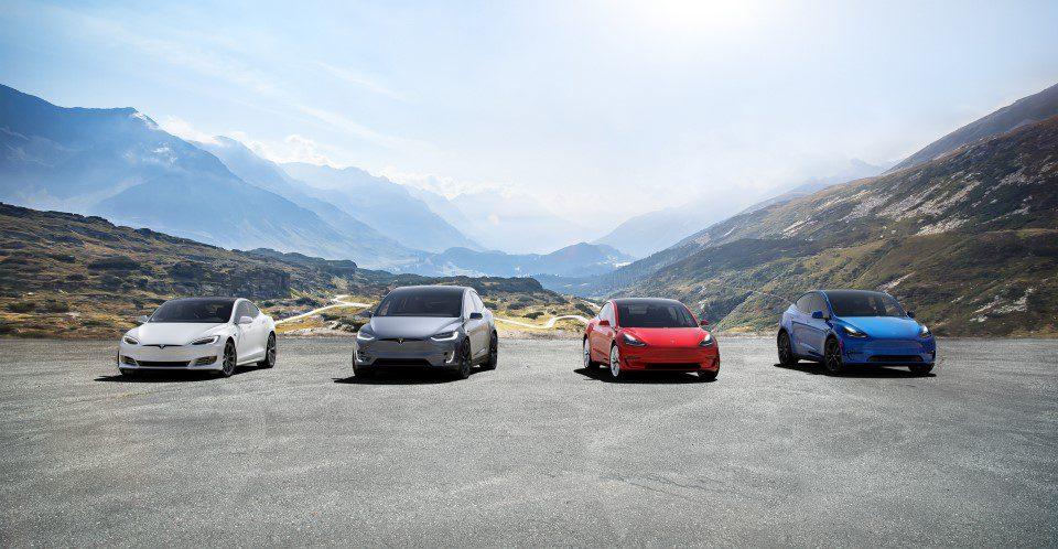 Tesla S3XY