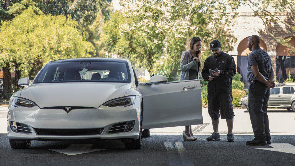 privacy Persoonlijke gegevens Tesla