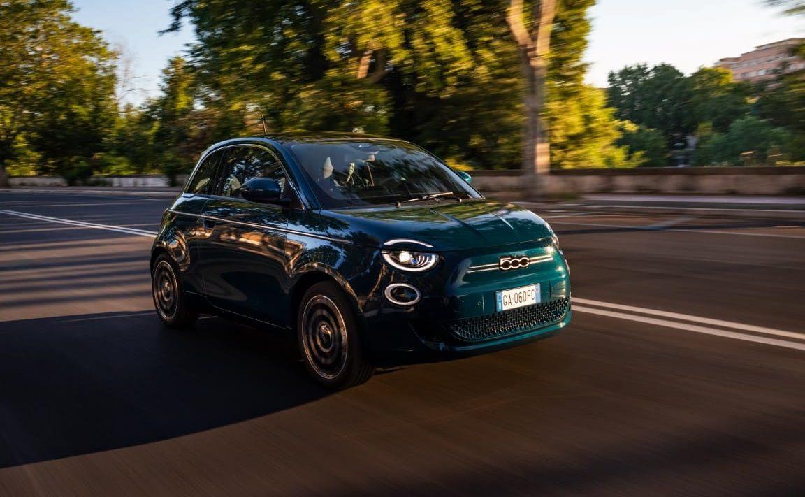 Fiat 500 La Prima 2020