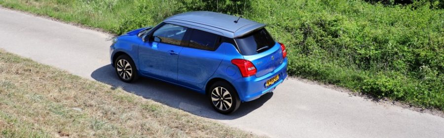 Suzuki Swift Smart Hybrid Allgrip