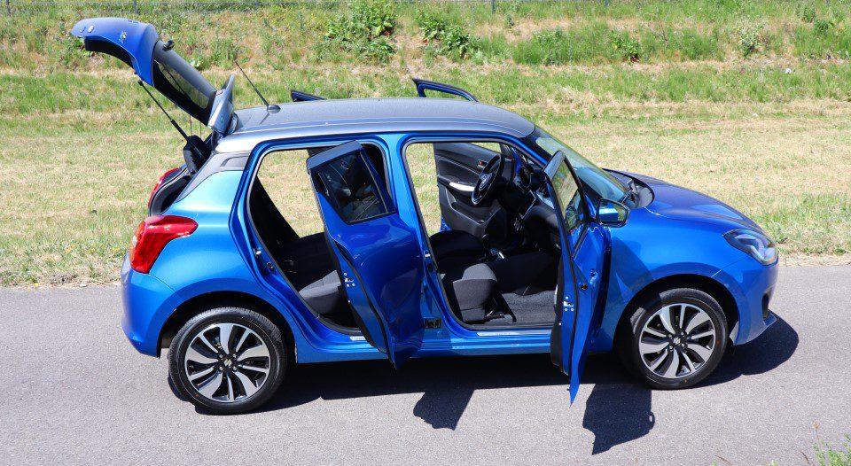Suzuki Swift Smart Hybrid Allgrip