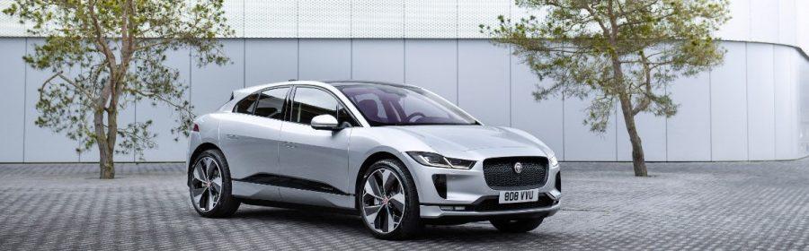 Jaguar I-Pace wordt elektrisch oplaadbare taxi in Oslo
