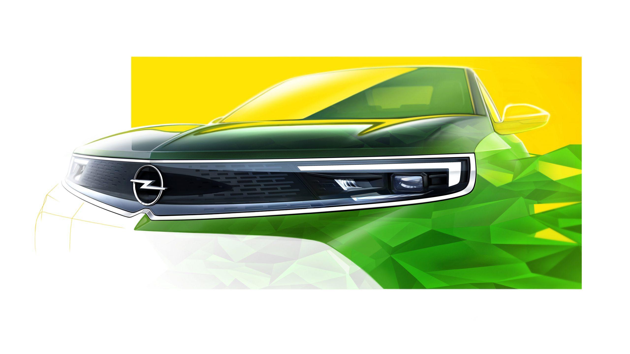 Opel Mokka wordt elektrisch