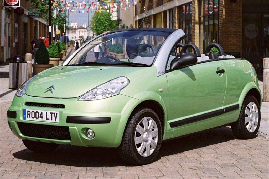vakantieauto Citroën C3